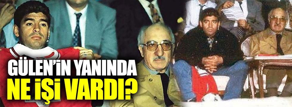 Gülen ile Maradona'yı buluşturan menajer FETÖ'cü mü?