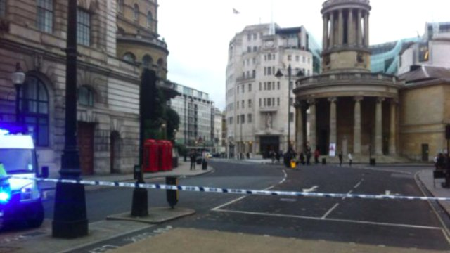 İngiltere'de ikinci bomba paniği