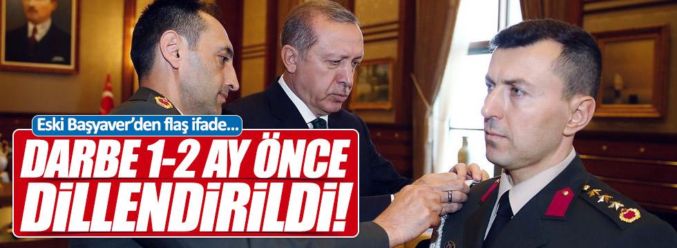 Erdoğan'ın eski Başyaveri'nden flaş ifade
