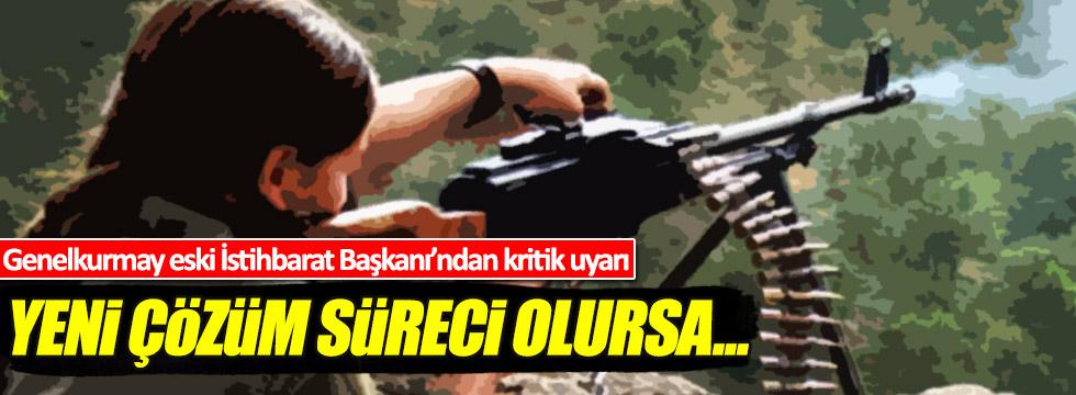 Pekin: Çözüm süreci PKK ile değil ABD'yle