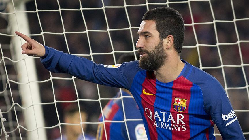 Turan,  Barcelona'da dolabını topladı!