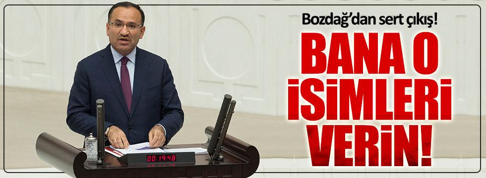 "Bozdağ'dan ""AKP'li hakim"" tepkisi"