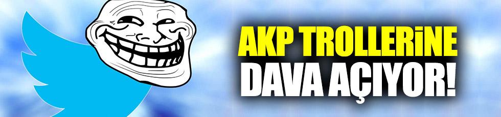 AKP, kendi trollerine dava açacak!