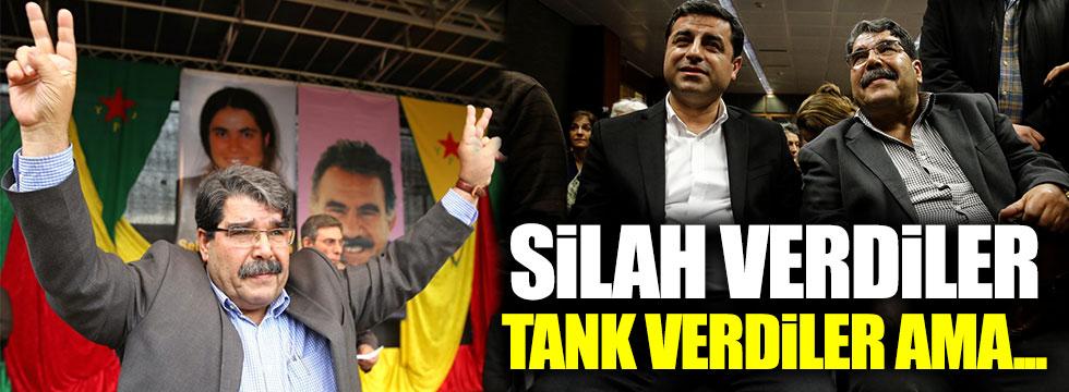 Salim Müslim'e vize vermemişler!
