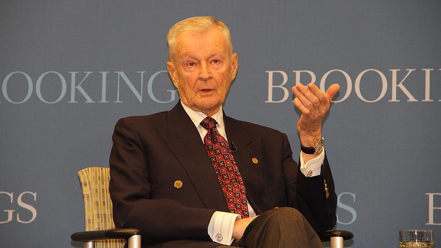 Stratejist Brzezinski vefat etti