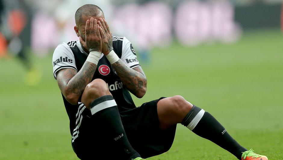 Beşiktaş'ta Quaresma şoku