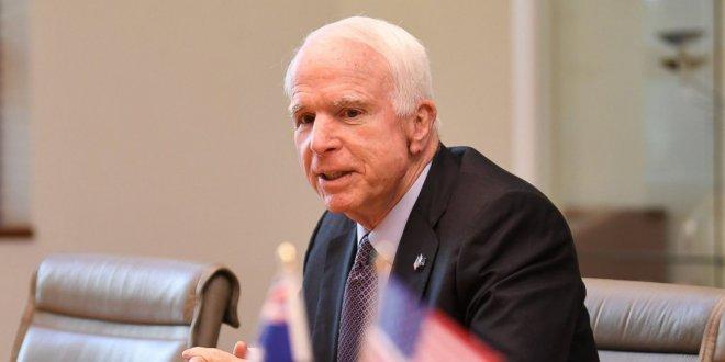 McCain: Putin, IŞİD'den daha tehlikeli