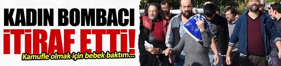 PKK'lı kadın bombacı, adını mahkemede açıkladı