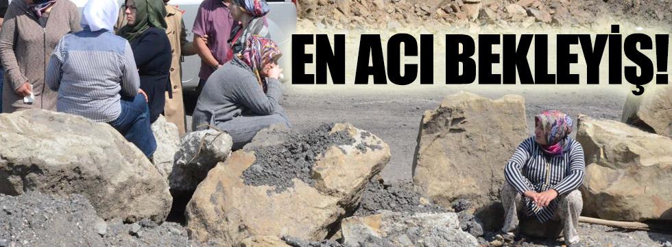Zonguldak'daki maden kazasında bekleyiş sürüyor