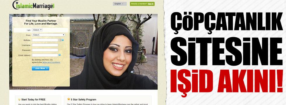 Çöpçatanlık sitesine IŞİD akını!