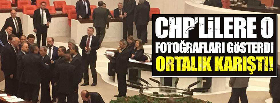 AKP ve CHP'li vekiller arasında tartışma