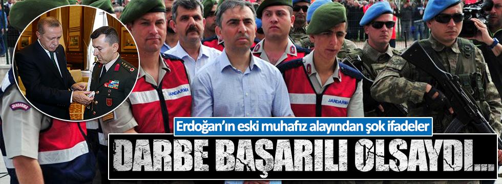 Erdoğan'ın eski muhafız alayından şok sözler