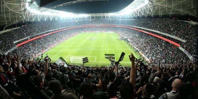 Vodafone Arena'nın yeni adı açıklandı
