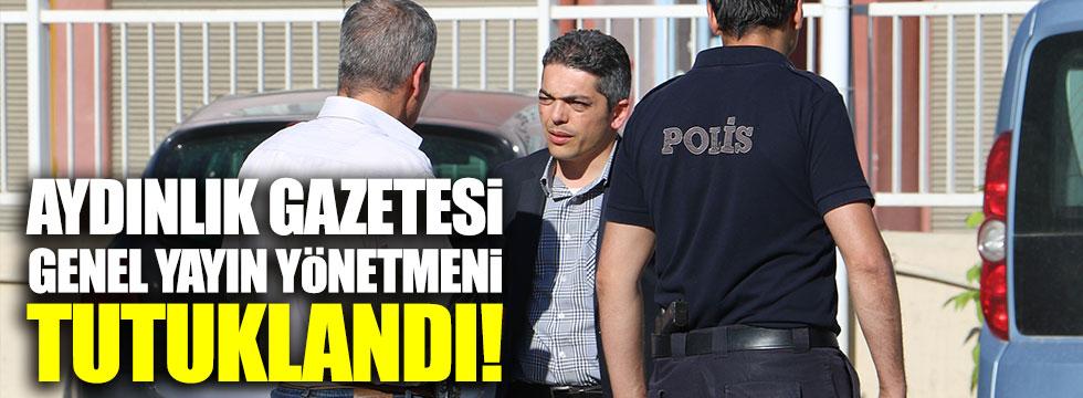 Aydınlık'ın Genel Yayın Yönetmeni İlker Yücel tutuklandı