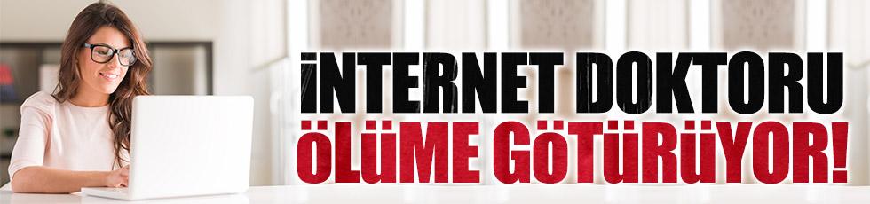 Hastalığınıza çareyi internette aramayın!