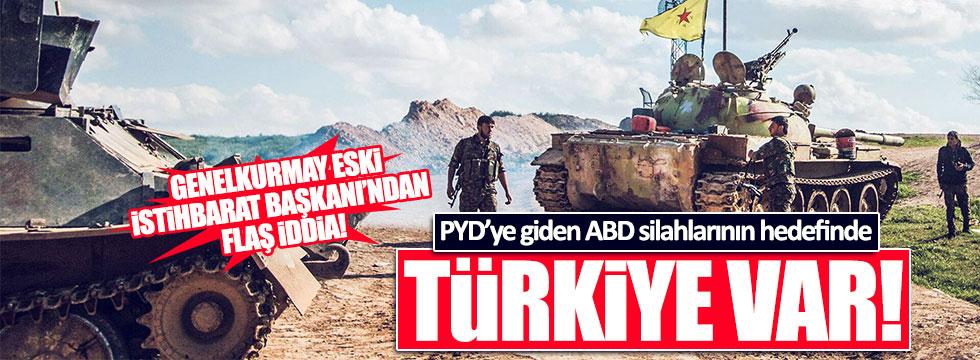 Amerikan silahları PKK'ya da gidecek!
