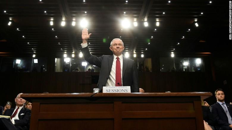 ABD Adalet Bakanı'na Rusya sorgusu
