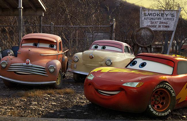 Sinemalarda bu hafta: Arabalar 3