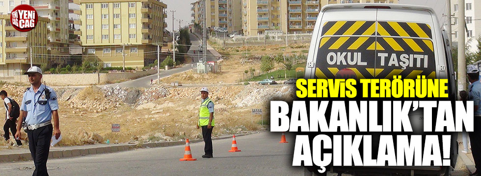 Servis terörüne Ulaştırma Bakanlığı'ndan açıklama!