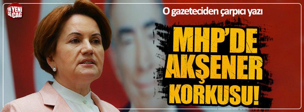 Mehmet Tezkan: Akşener'in önünü kesmeye çalışıyorlar