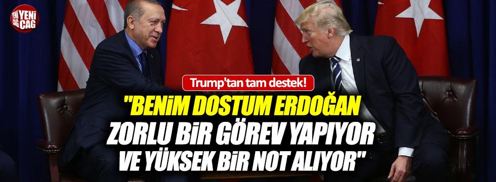 Trump Erdoğan görüşmesinde ne konuşuldu?