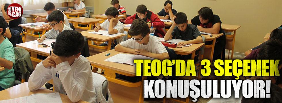 """Başbakan Yıldırım: """"TEOG'da 3 seçenek konuşuluyor"""""""