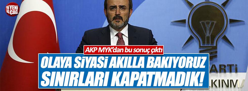 AKP Sözcüsü Ünal'dan referandum açıklaması
