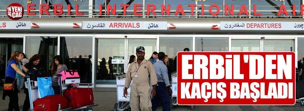 Dışişleri'nde uçuş yasağı açıklaması
