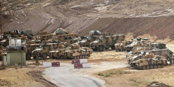 TSK'dan İdlib'de bir gözlem noktası daha
