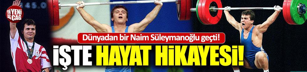 İşte, Naim Süleymanoğlu'nun hayat hikayesi