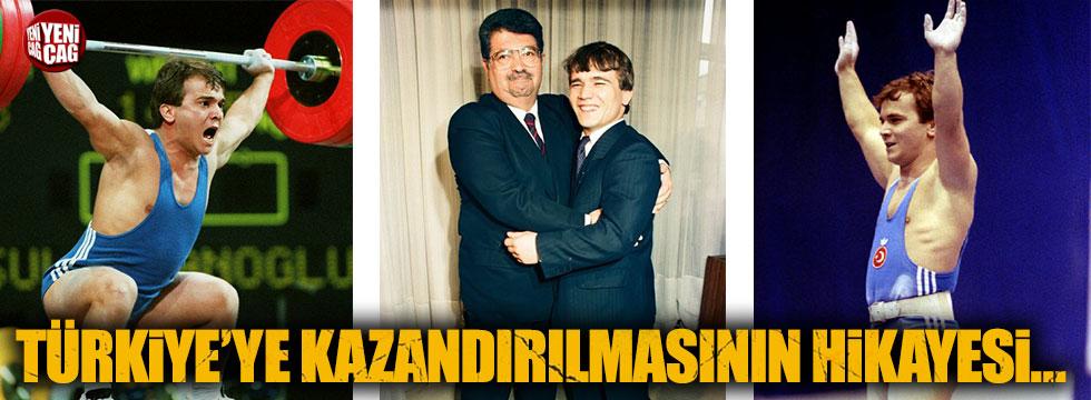 Naim Süleymanoğlu'nun Türkiye'ye kazandırılmasının hikayesi...