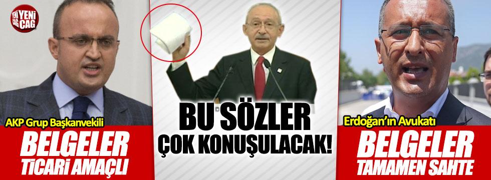 Kılıçdaroğlu'nun iddiasına AKP'den iki farklı açıklama
