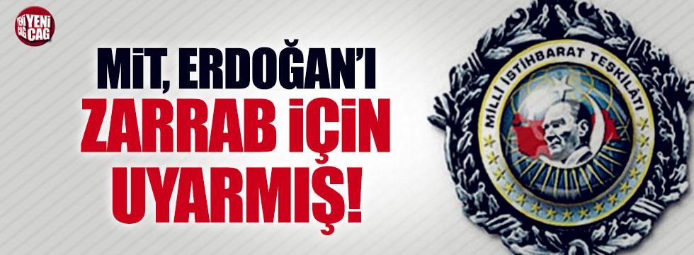 MİT 2013'te Reza Zarrab konusunda Erdoğan'ı uyarmış