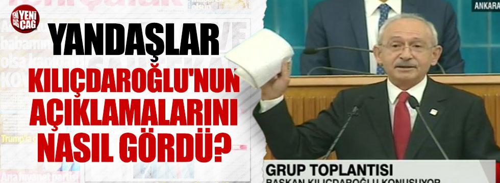 Yandaşlar Kılıçdaroğlu'nun açıklamalarını nasıl gördü?