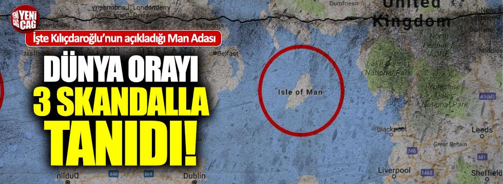 Man Adası'nı dünyaya duyuran 3 olay