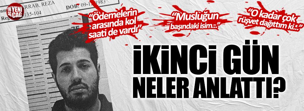"""Reza Zarrab: """"Dönemin İçişleri Bakanı Muammer Güler'in oğlunu danışman yaptım"""""""