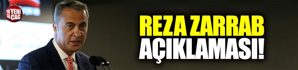 Fikret Orman'dan Reza Zarrab açıklaması!