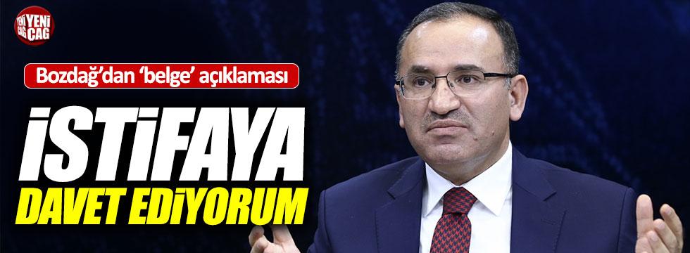 Bozdağ'dan Kılıçdaroğlu açıklaması