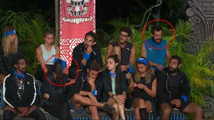 Survivor'da ünlü yarışmacı topun ağzında. Kaderi Acun'un iki dudağının arasında