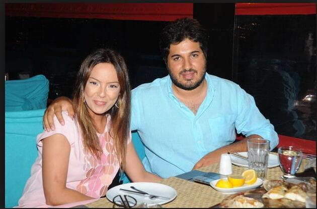 Ebru Gündeş Reza Zarrab'dan boşanıyor. Nedenini gazeteci Toygun Atilla ortaya çıkardı