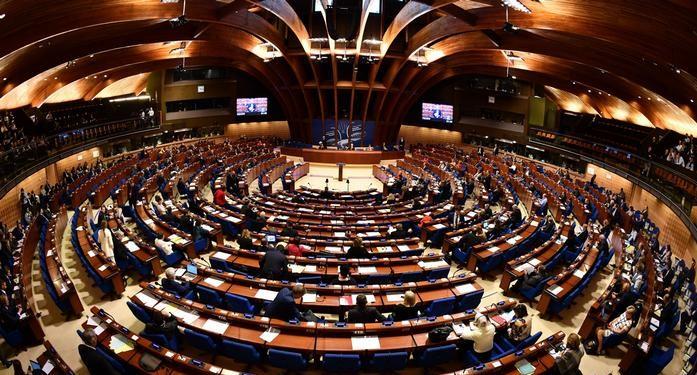 AKP'li vekilden Erdoğan'ı kızdıracak sözler. Avrupa Konseyi Genel  Kurulu'nda açık açık söyledi