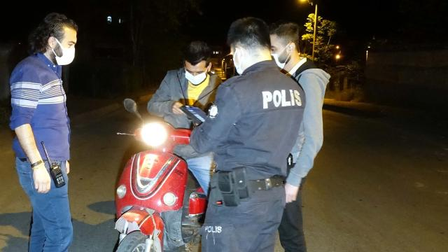 Kırıkkale'de 51 kişiye 198 bin lira ceza