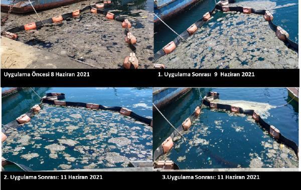 Marmara Denizi'ndeki müsilaj sorununa karşı İstanbul Üniversitesi Su Bilimleri Fakültesi, bakteriyle mücadele yöntemi geliştirdi. Yenikapı Yediemin Limanı'ndaki müsilaj, doğal ortamında yararlı deniz bakteri izolatlarıyla temizlendi. Yüzeyde yer alan müsilaj 5 günde yok oldu.