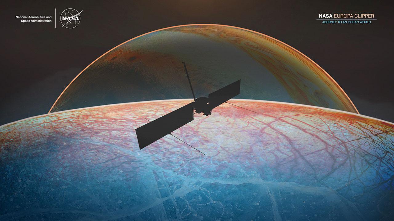 NASA tarafından Europayı incelemek için gönderilecek olan uzay aracı Europa Clipper, Elon Musk'ın şirketi olan SpaceXin Falcon Heavysiyle fırlatılacak.