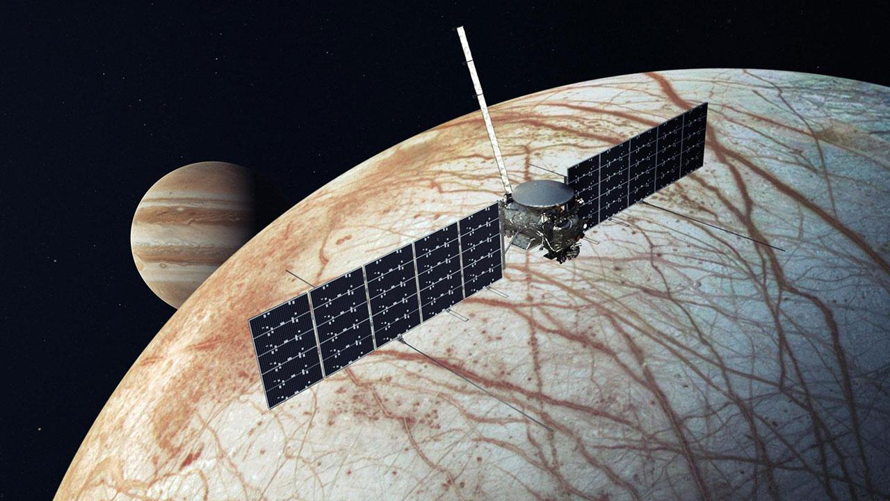 NASA Jüpiter'e SpaceX'le gidecek