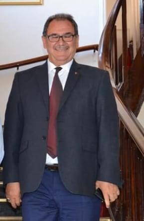 Ergün Yurtçu-TCDD 3. Bölge Müdürü