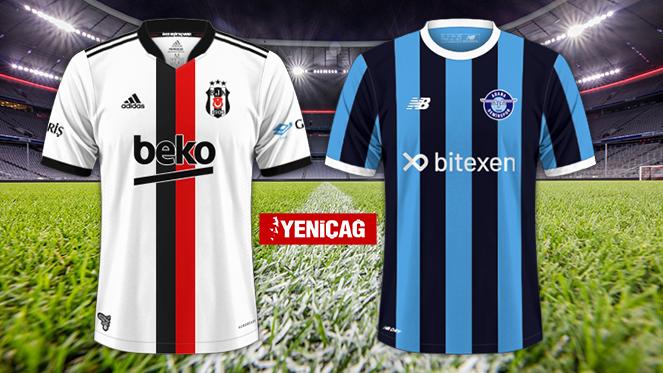 Beşiktaş Adana Demirspor maçı ne zaman, saat kaçta?