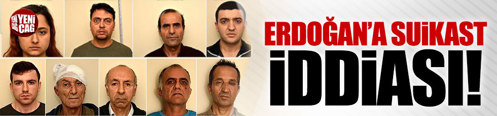 Yunanistan'da Erdoğan'a suikast planı iddiası