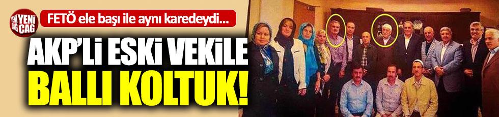 Gülen'le fotoğraf çektiren eski vekil genel müdür oldu