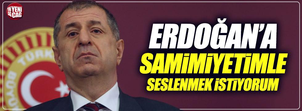 Özdağ'dan Erdoğan'a milli güvenlik eleştirisi